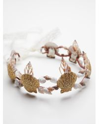 Free People | Metallic Calypso Mermaid Crown | Lyst