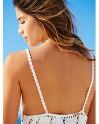Free People | Natural Daisy One Piece | Lyst
