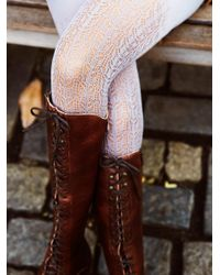 Free People   Multicolor Daydream Footless Tight   Lyst