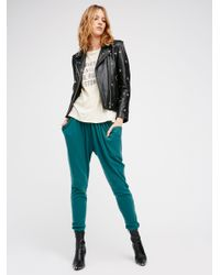 Free People | Green Everyone Loves This Jogger | Lyst