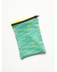 Free People - Green Banjees Wrist Wallet - Lyst