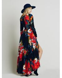 Free People - Multicolor First Kiss Dress - Lyst