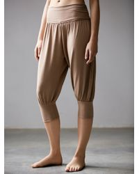 Free People - Natural Genie Pant - Lyst
