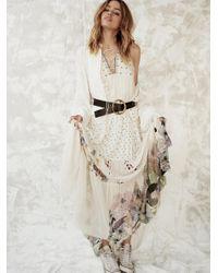 Free People   Multicolor Hera Maxi Dress   Lyst