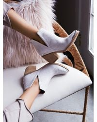 Free People | White Hunt The Plains Boot | Lyst