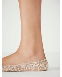 Free People - Natural Lovely In Lace Liner - Lyst