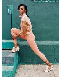 Free People | Pink Moonshadow Legging | Lyst