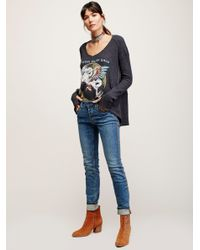 Cheapest Free People Low Slung Skinny Jeans Clearance Shop Offer Sale Shopping Online K7k7nwe1i
