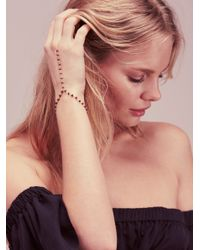 Free People | Metallic Sosi Rosary Handpiece | Lyst