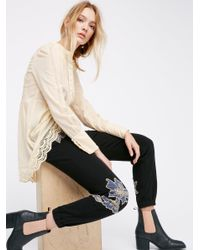 Free People | Multicolor Those Little Doves Tunic | Lyst