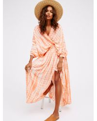 Free People | Multicolor Water Edge Maxi | Lyst