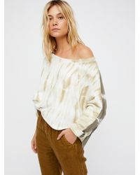 Free People | Multicolor West Coast Pullover | Lyst