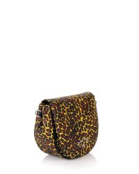 Vivienne Westwood - Leopard 190039 Shoulder Bag Yellow - Lyst