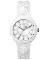 Versus | Fire Island Watch White | Lyst