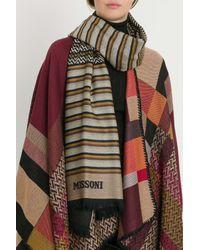Missoni - Multicolor Striped Scarf - Lyst