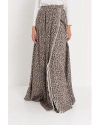 e4ddf6b3b Max Mara. Women's Long Jacquard Skirt