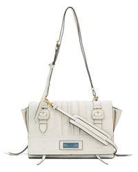 Prada - Multicolor Etiquette Shoulder Bag - Lyst