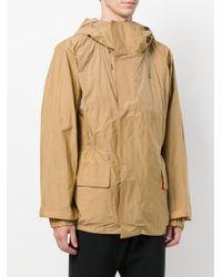 Jil Sander - Natural Contrast Touch-strap Jacket for Men - Lyst
