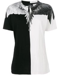 Marcelo Burlon - Black Cuncos T-shirt - Lyst