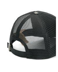 Versace - Black Medusa Baseball Cap for Men - Lyst