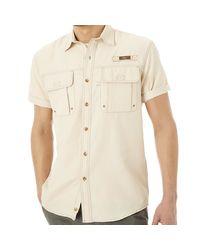G.H. Bass & Co.   Natural Alistair Sportsman Explorer Shirt for Men   Lyst