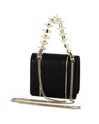 Elisabetta Franchi Black Shoulder Bag Women