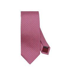 Ferragamo - Red Tie Men for Men - Lyst