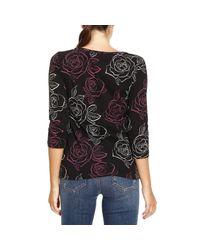 Armani Jeans - Black Top Women - Lyst