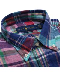 Polo Ralph Lauren - Multicolor Shirt Men for Men - Lyst