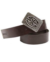 Just Cavalli | Brown Roberto Cavalli Men's Belt for Men | Lyst