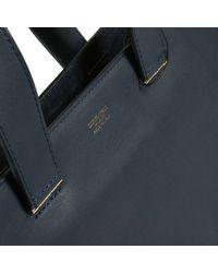Giorgio Armani - Blue Women's Handbag - Lyst