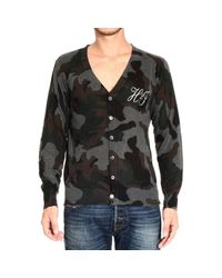 Hydrogen | Gray Men's Sweater for Men | Lyst