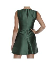 RED Valentino   Green Valentino Women's Dress   Lyst