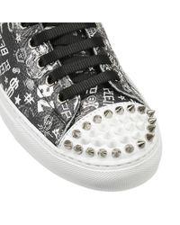 Philipp Plein - Black Men's Sneakers for Men - Lyst