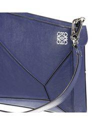 Loewe - Blue Handbag Woman - Lyst