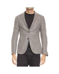 Z Zegna | Natural Blazer Jackets Man for Men | Lyst