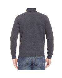 Z Zegna - Gray Sweater Man for Men - Lyst