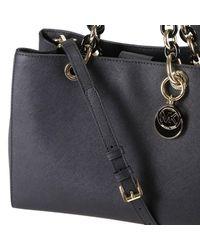 MICHAEL Michael Kors - Black Handbag Woman - Lyst