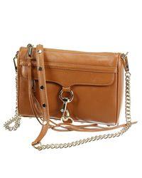 Rebecca Minkoff - Purple Clutch Handbag Woman - Lyst