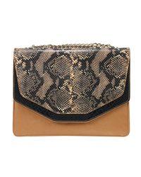 Elisabetta Franchi | Multicolor Clutch Handbag Woman | Lyst