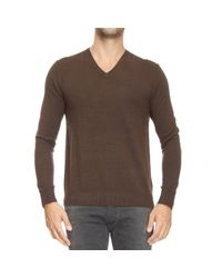 Polo Ralph Lauren | Brown Sweater Man for Men | Lyst