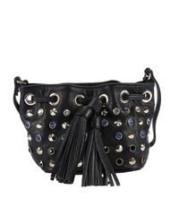 Patrizia Pepe | Black Shoulder Bag Handbag Women | Lyst