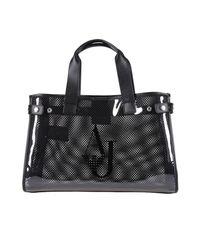 Armani Jeans | Black Tote Bags Handbag Women | Lyst