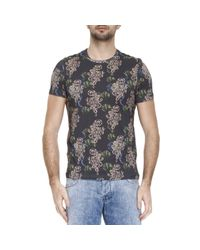 Patrizia Pepe - Black T-shirt Men for Men - Lyst