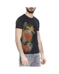 Patrizia Pepe - Black T-shirt Men for Men - Lyst