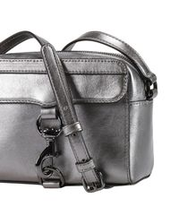 Rebecca Minkoff - Metallic Mini Bags Handbag Women - Lyst