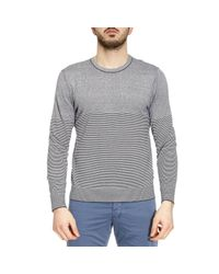 Z Zegna | Blue Sweater Men for Men | Lyst