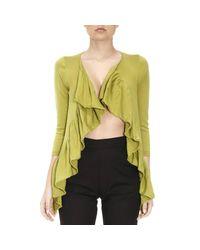 Twin Set   Green Sweater Women   Lyst