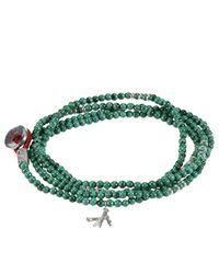 Isaia - Green Jewel Bijoux Men for Men - Lyst