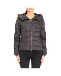 Pinko - Black Jacket Women - Lyst